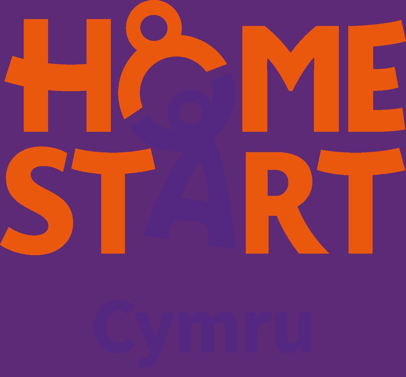 Home-Start Cymru logo